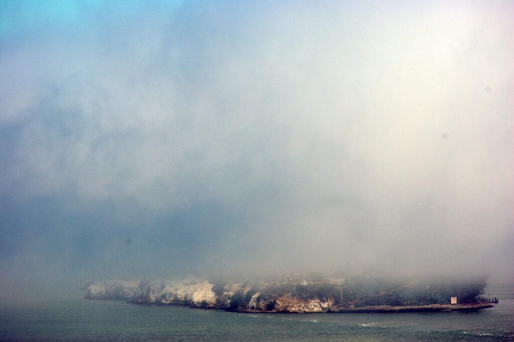 Alcatraz i dimma 2008.